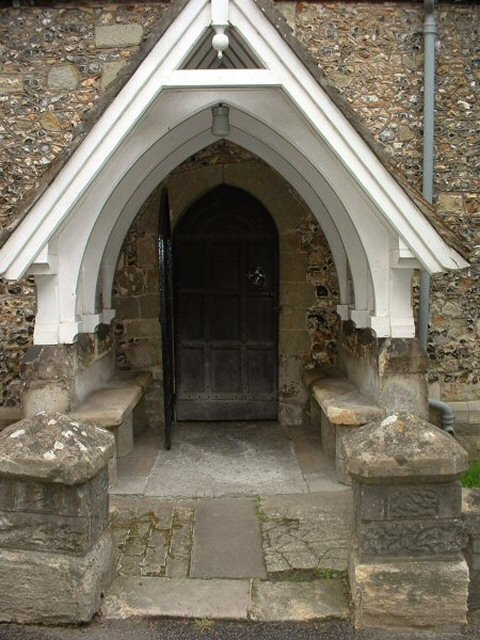 Church Porch, St Andrew's Bemerton