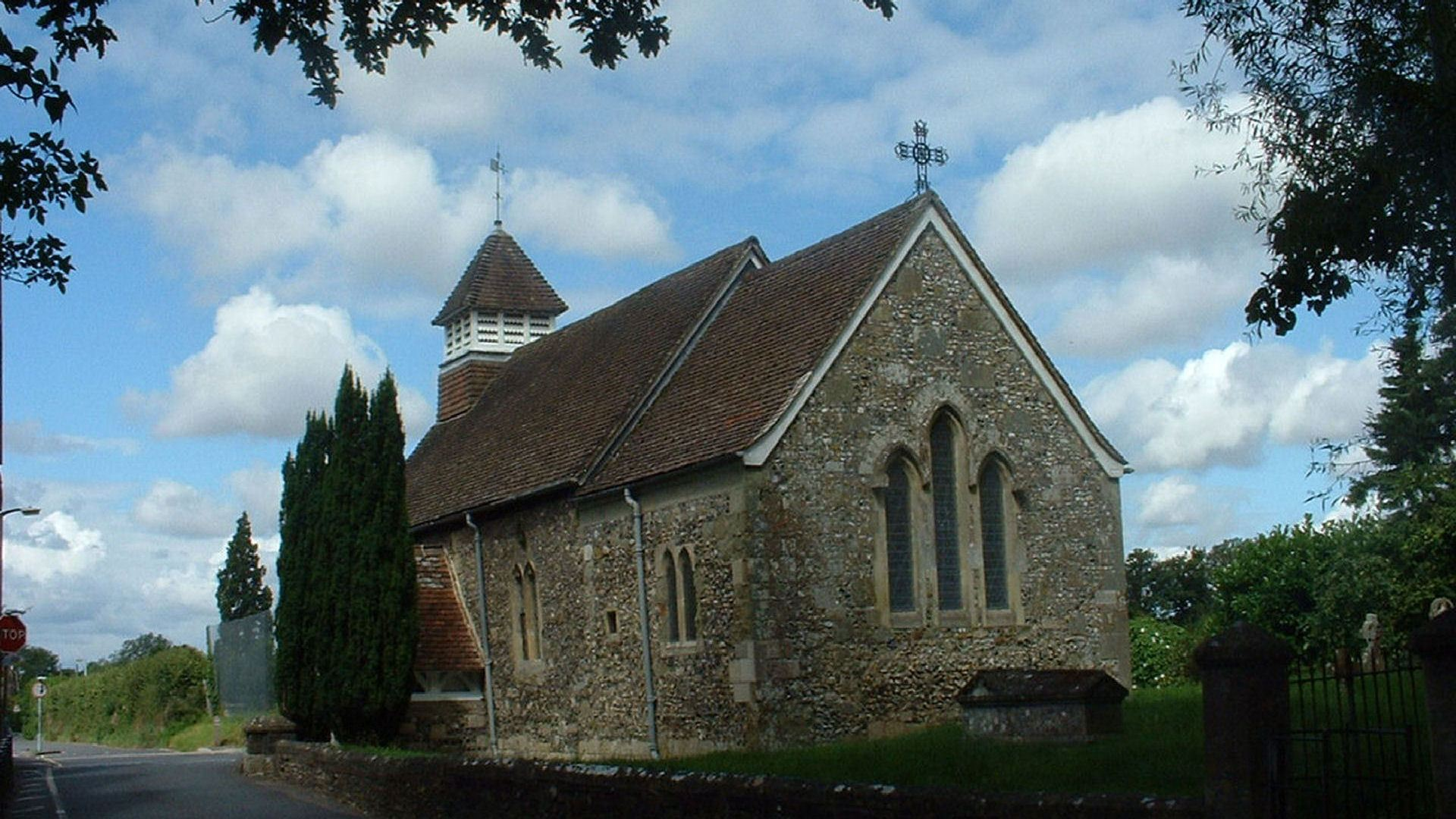 St. Andrew's Church, Bemerton